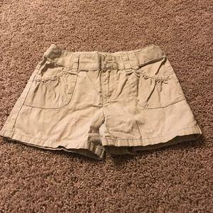 Other - Girls Khaki shorts